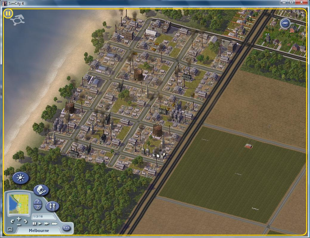 SimCity4: Welcome to Melbourne! - Other Games - WePlayCiv Forums