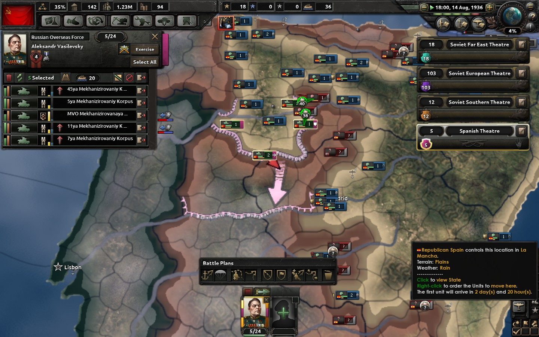 HOI4 - The Soviet Motherland - 1936 - Paradox Interactive